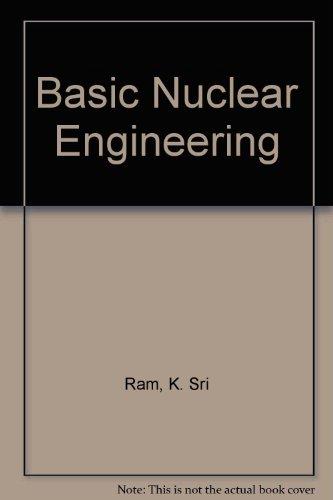 9788122401301: Basic Nuclear Engineering