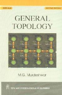 General Topology: M.G. Murdeshwar