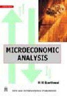 Microeconomic Analysis: R.R. Barthwal