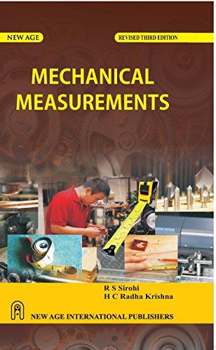 9788122403831: Mechanical measurements