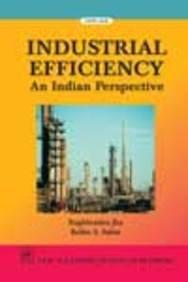 Industrial Efficiency: An Indian Perspective: Jha, Raghbendra; Sahni,