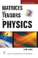 9788122405637: Matrices and Tensors in Physics