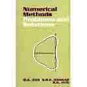 9788122405972: Numerical Methods: Problems and Solutions