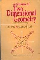 Texbook of Two Dimensional Geometry: Satpal