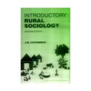 Introductory Rural Sociology: J.B. Chitambar