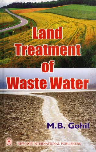 9788122412277: Land Treatment of Waste Water