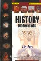 9788122412369: Modern Indian History 1765-1950 (W. Bengal Board)