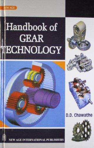 Handbook of Gear Technology: D.D. Chawathe