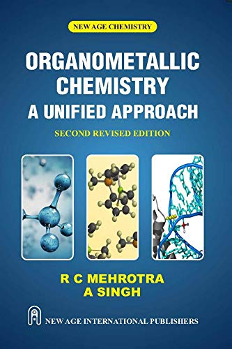 9788122412581: Organometallic Chemistry: A Unified Approach