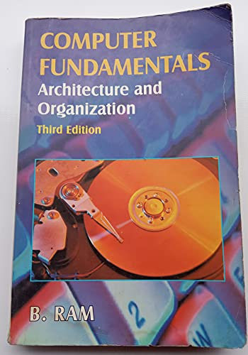9788122412673: Computer Fundamentals: Architecture and Organization