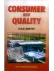9788122413076: Consumers and Quality