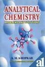 9788122413540: Analytical Chemistry: Problems and Solutions