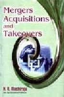 Mergers, Acquisitions and Takeovers: Machiraju, H.R.