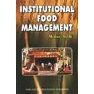 9788122415254: Institutional Food Management