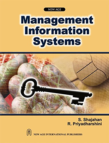 9788122415490: Management Information Systems