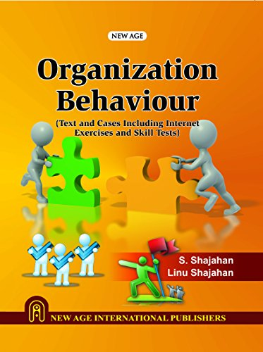Organization Behaviour: Linu Shajahan,S. Shajahan