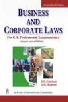 Business And Corporate Laws For C. A.: Gulshan, S.S.