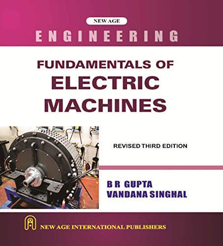 9788122416145: Fundamentals of Electric Machines