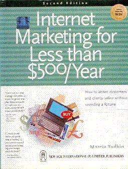 Internet Marketing for Less than $500/year: Marcia Yudkin