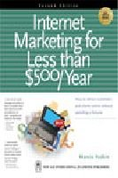 9788122416183: Internet Marketing for Less Than $500/year