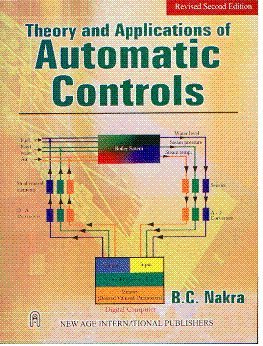 9788122416862: Theory and Applications of Automatic Control