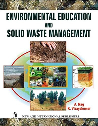 9788122416909: Environmental Education and Solid Waste Management
