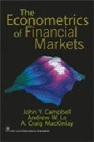 9788122417074: The Econometrics of Financial Markets