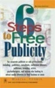 6 Steps to Free Publicity: Marcia Yudkin