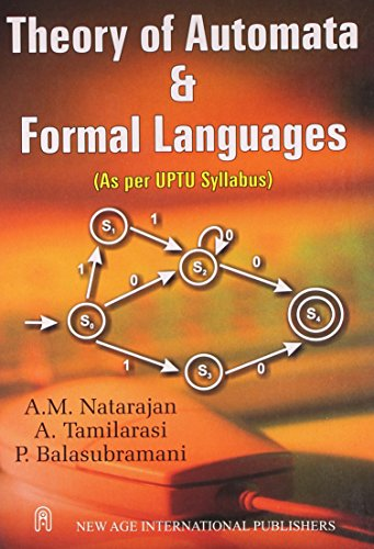 Formal Languages And Automata Theory By Ck Nagpal Pdf