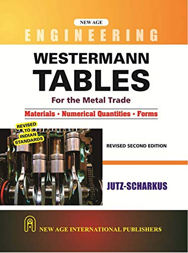 Westermann Tables for the Metal Trade: Hermann Jutz; E.