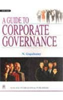 9788122418002: A Guide to Corporate Governance