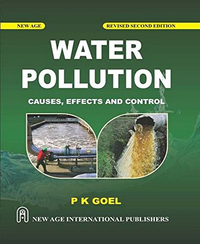 9788122418392: Water Pollution: Causes, Effects and Control