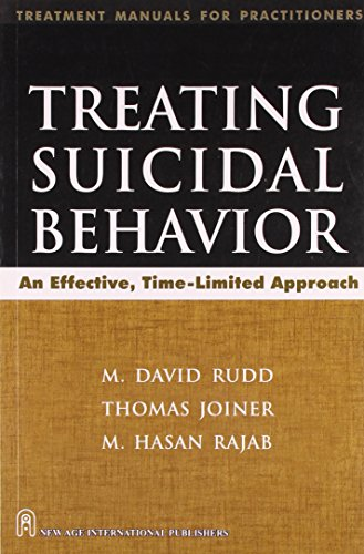9788122418422: Treating Suicidal Behavior