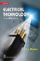 Electrical Technology: C.L. Wadhwa