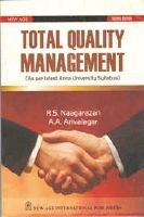 Total Quality Management (As Per Anna University Syllabus): A.A. Arivalagar,R.S. Naagarazan