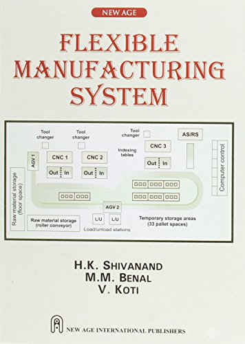 9788122418705: Flexible Manufacturing System