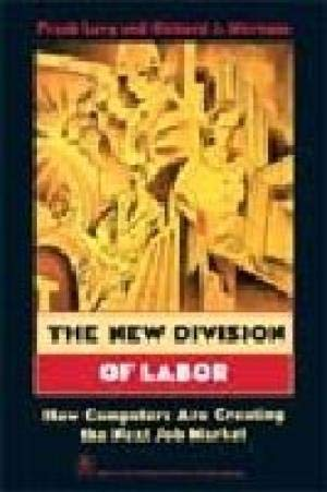 9788122418842: The New Division of Labor