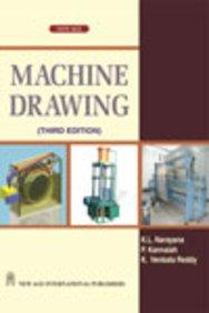 Machine Drawing: K. Venketa Reddy,K.L.