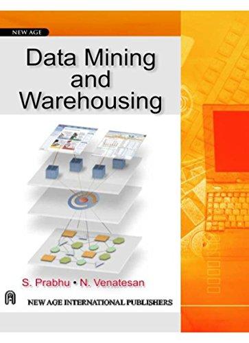 Data Mining and Warehousing: S. Prabhu N.