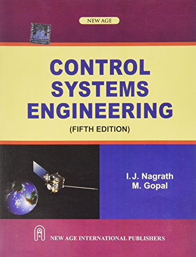 9788122420081: Control Systems Engineering