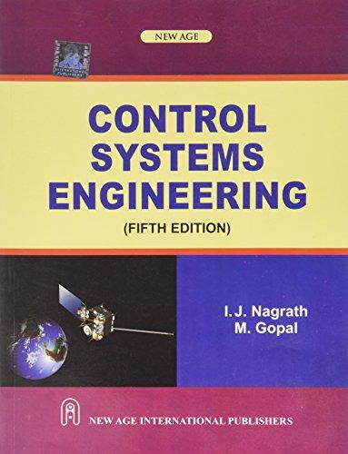 Control Systems Engineering: I. J. Nagrath;