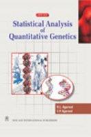 Statistical Analysis Of Quantitative Genetics, First Edition: Agarwal, B.L.