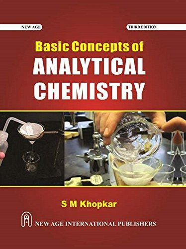 9788122420920: Basic Concepts of Analytical Chemistry