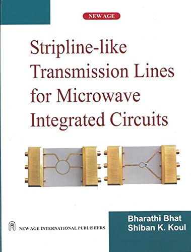 9788122421248: Stripline-like Transmission Lines for Microwave Integrated Circuits