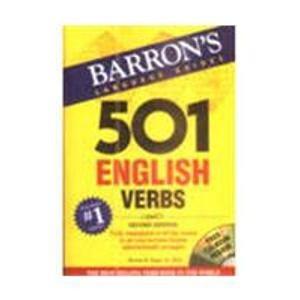 Barron`s 501 English Verbs: Thomas R. Bayer