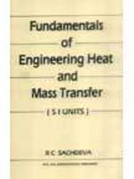 9788122421385: Fundamentals of Engineering Heat and Mass Transfer (SI Units)