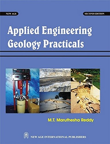 Applied Engineering Geology Practicals (Lab. Practice), Second: Reddy, M T