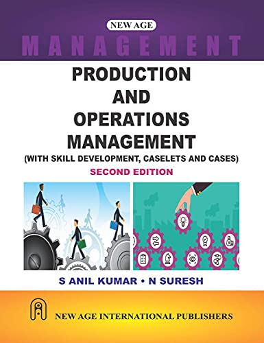 9788122421774: Production and Operations Management