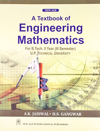 A Textbook of Engineering Mathematics: A.K. Jaiswal, H.S.