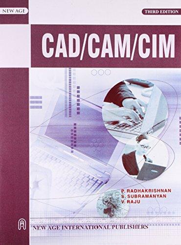 9788122422368: CAD/CAM/CIM